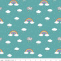 Dream in Colour Vivid from the Dream collection by Riley Blake Designs. 100% Lightweight Cotton