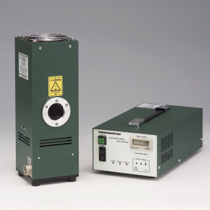 Hamamatsu L7810-02 Calibrated lamp light source. Lamp Housing and Power Supply