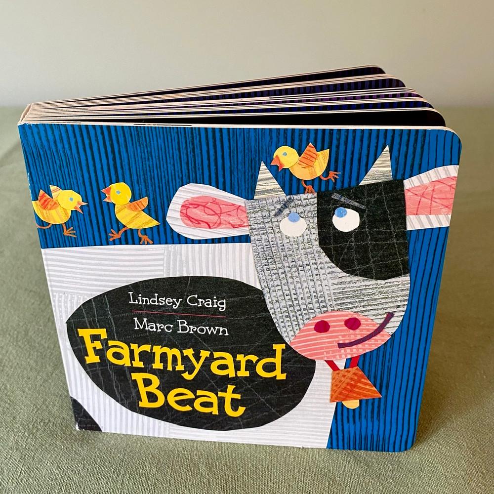 BOOK: Farmyard Beat