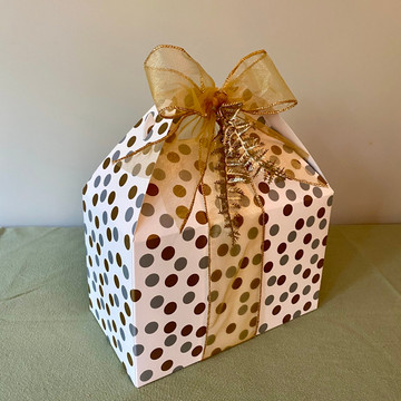 Little Box for Baby- Classic Teddy