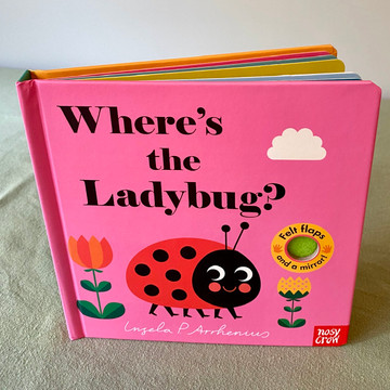 BOOK: Where's the Ladybug? by Nosy Crow
