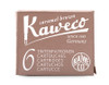 Kaweco ink cartridges, caramel brown