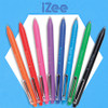 Pentel iZee retractable ballpoint pen collection