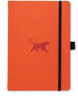 Dingbats Animals Collection journal, Tiger