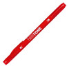 Tombow Twintone pen, red