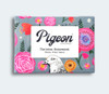 Pigeon Posted - Wildflower Pigeons pack