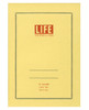 Life Japan 'Vermilion' notebook, squared paper