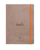 Rhodia Perpetual planner, taupe