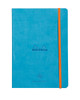 Rhodia Perpetual planner, turquoise