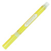 Zebra Kirarich Gklitter Highlighter pen, yellow