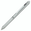 Monteverde Quadro 4 in 1 multi-function pen, silver