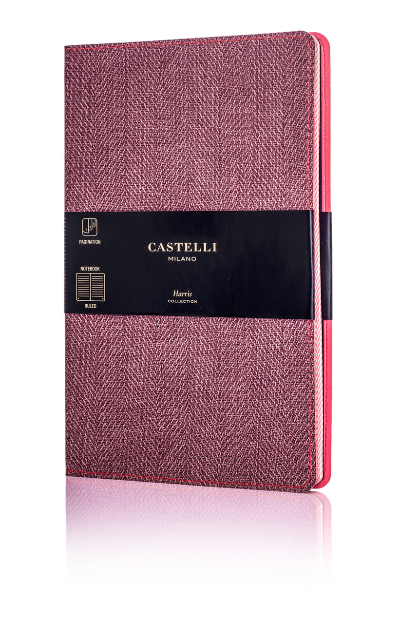 Castelli Harris journal, Maple Red