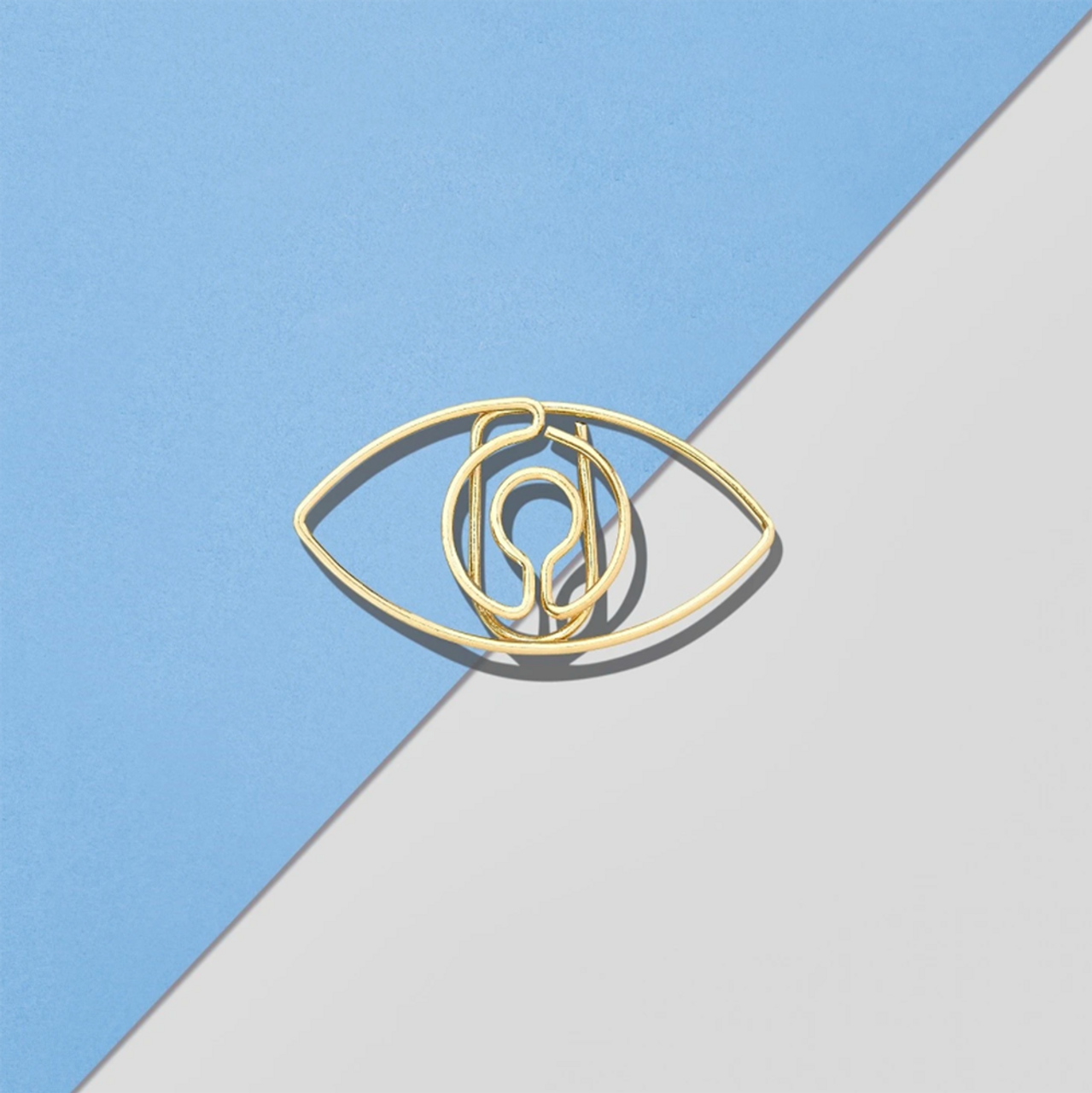 Rama Publishing Eye paper clip