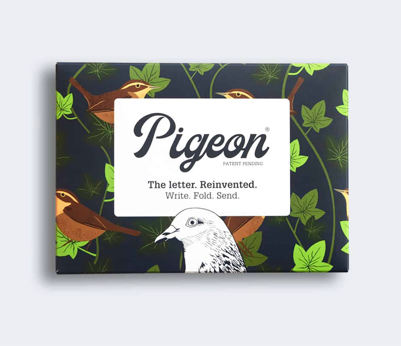 Pigeon Posted - Robin & Wren Pigeons pack