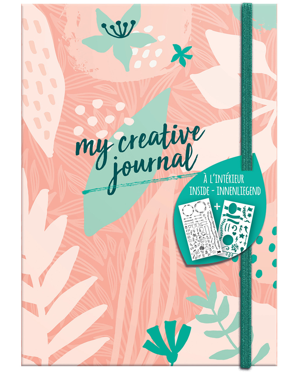 Clairefontaine My Creative Journal