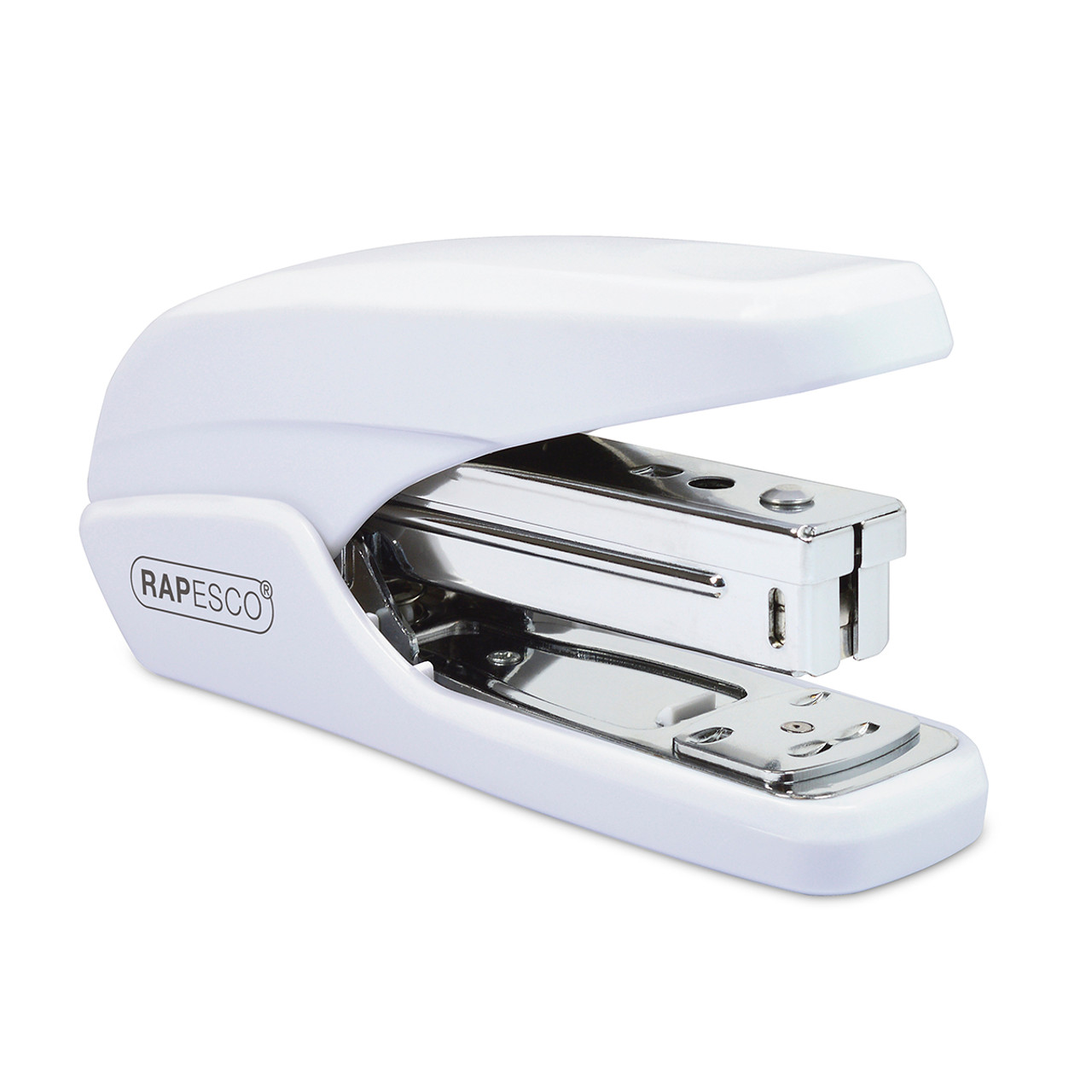 Rapesco X5-25ps Less Effort Stapler (White)