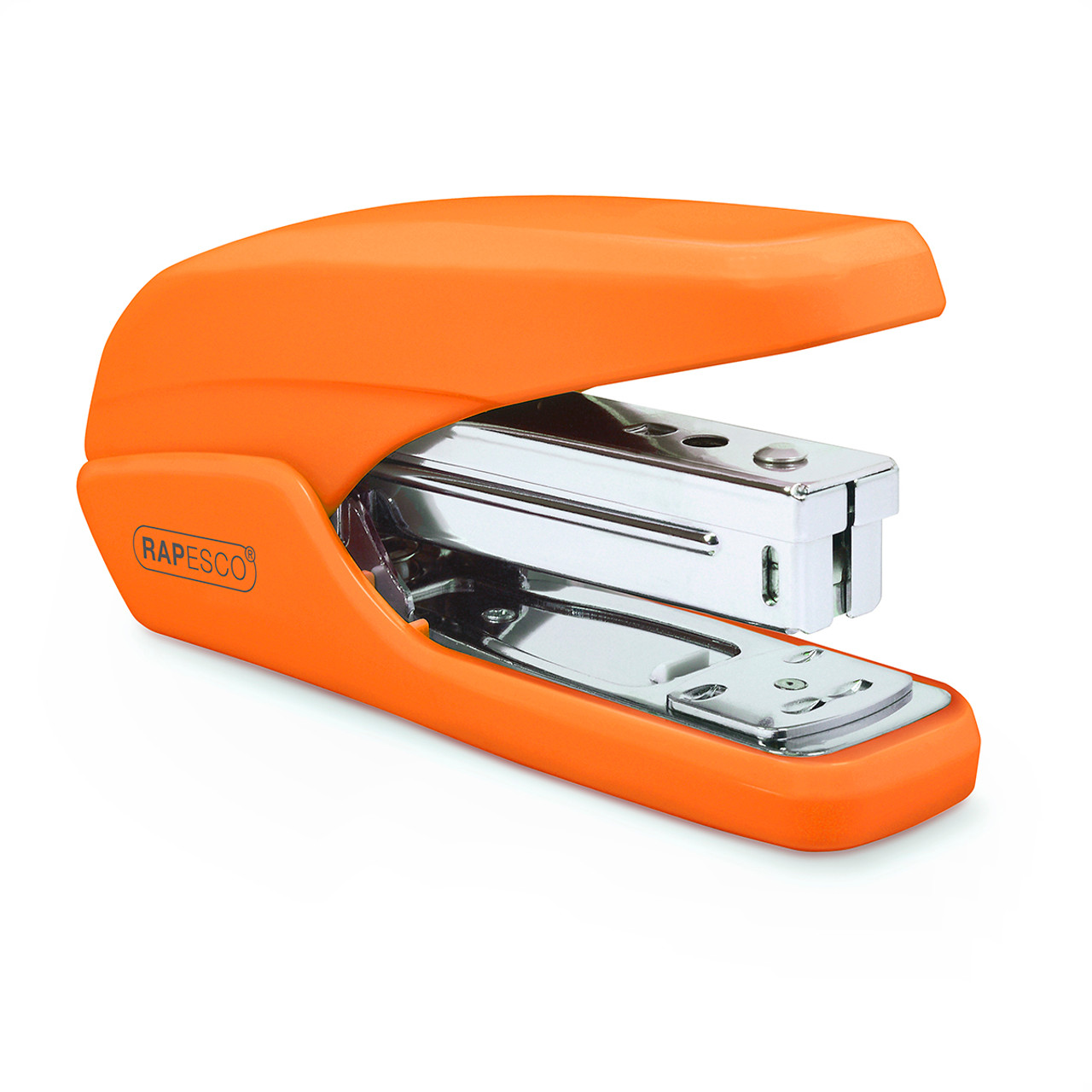 Rapesco X5-25ps Less Effort Stapler (Orange)