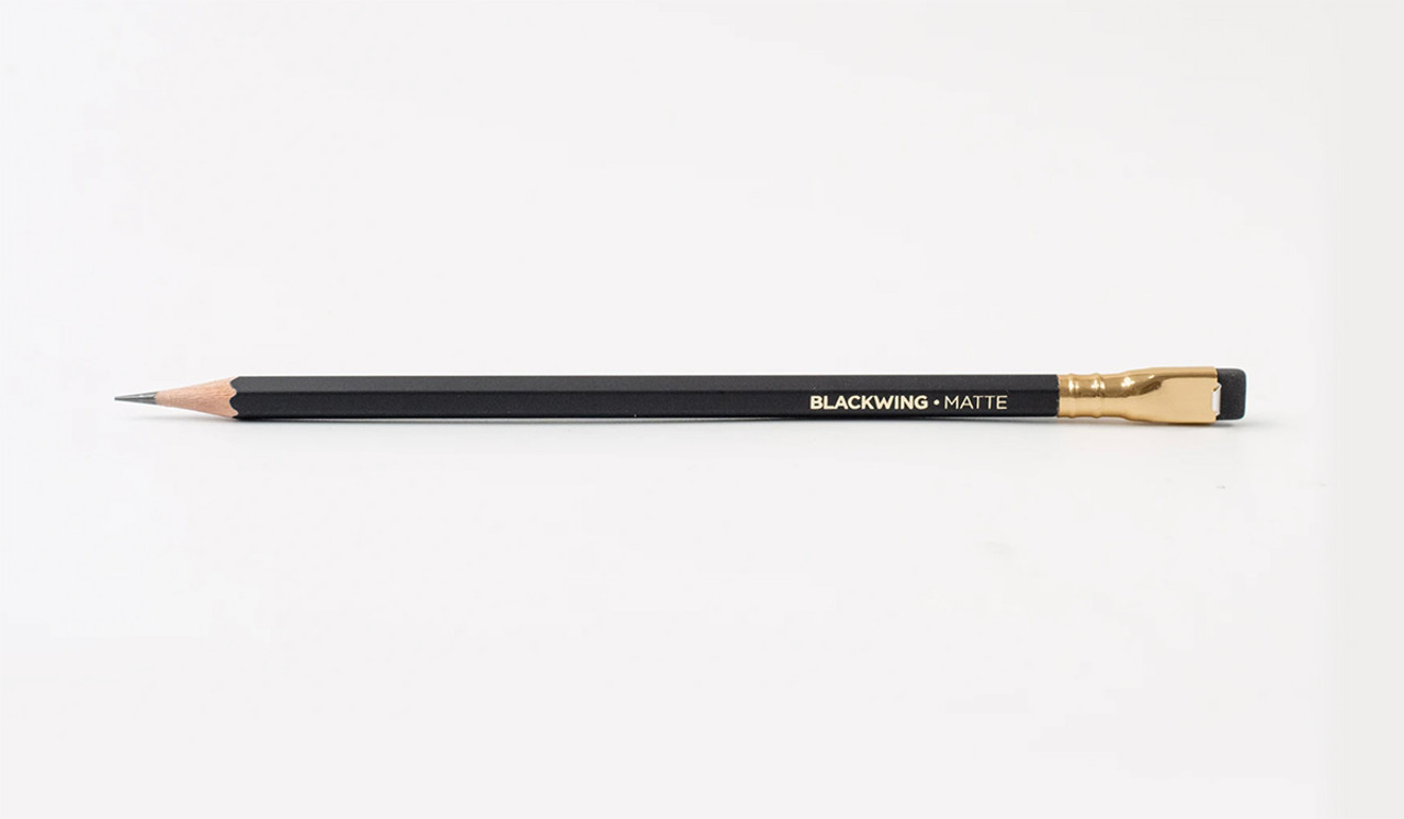 Single Blackwing Matte pencil