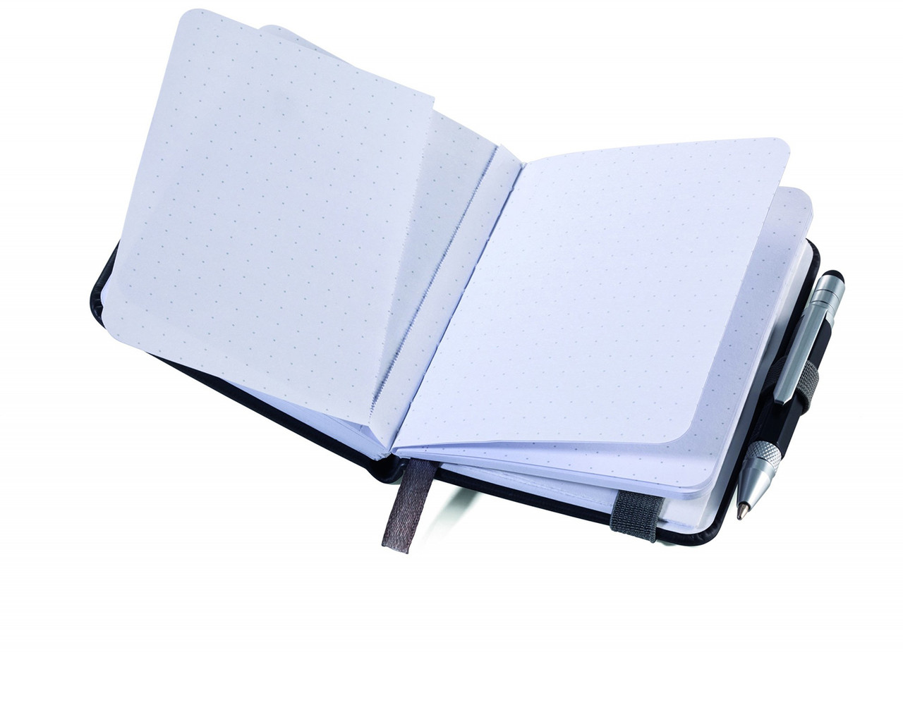 Troika Lilipad notebook pages.