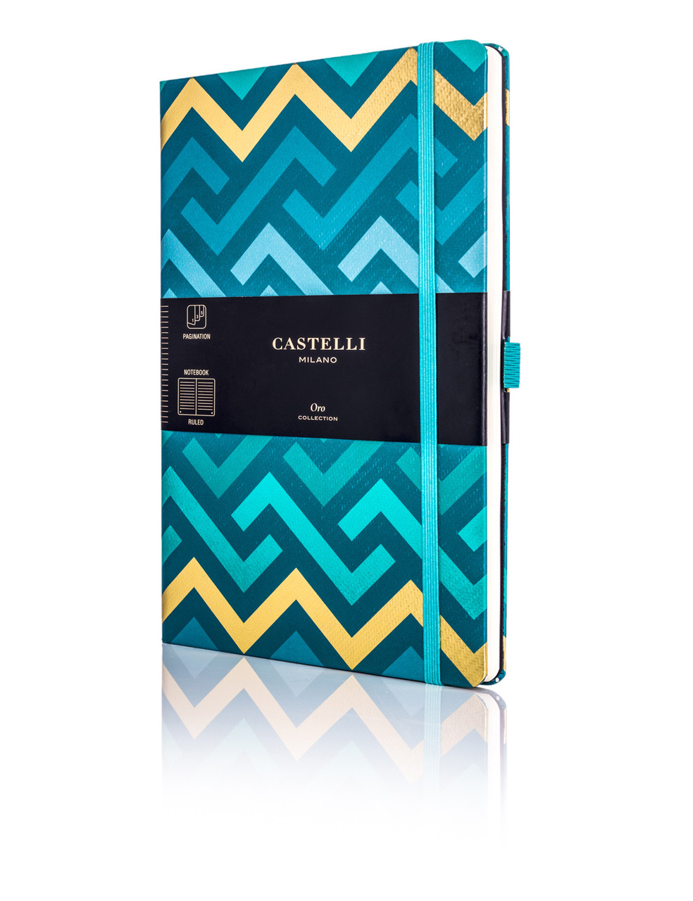 Castelli Oro journal, Labarynths