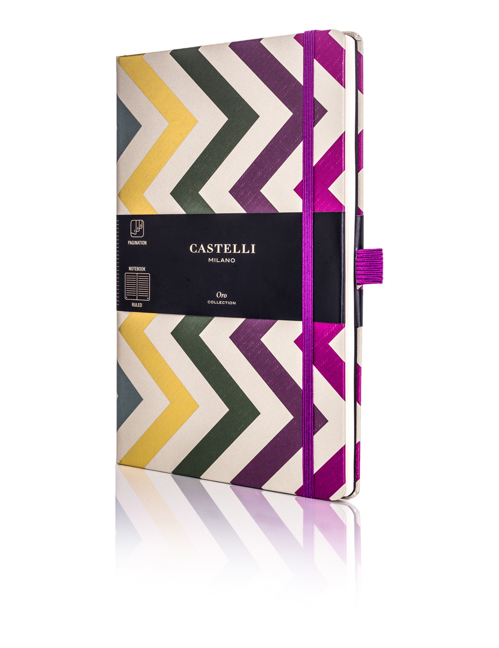 Castelli Oro journal, Frets