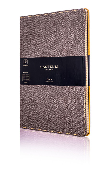 Castelli Harris journal, Tobacco Brown