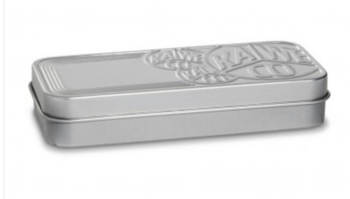Kaweco silver tin for Sport series fountain pens