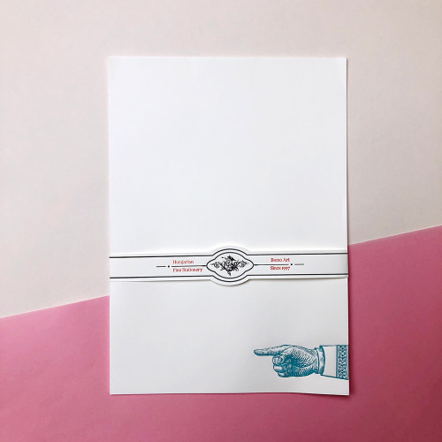 Bomo Art writing paper - hand