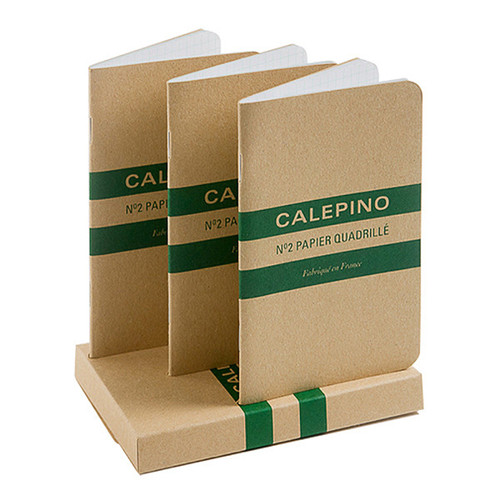 Calepino notebook No. 2, squared