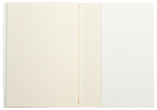 Rhodia Heritage Quadrille notebook, A5, stitched spine, 5x5 grid pages