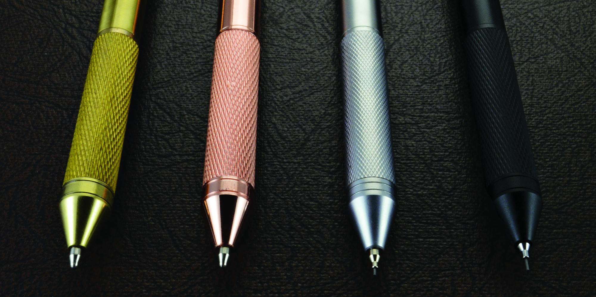 Monteverde Quadro 4 in 1 multi-function pen