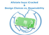 Allstate's Stake in Right-to-Repair and Design Choices vs. Repairability