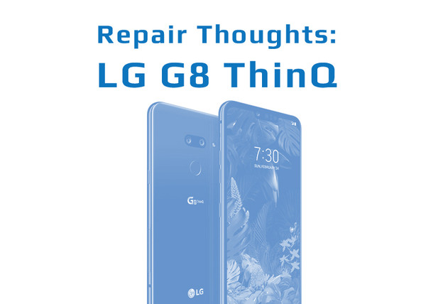 We're Thinking About LG G8 ThinQ Durability - Group Vertical
