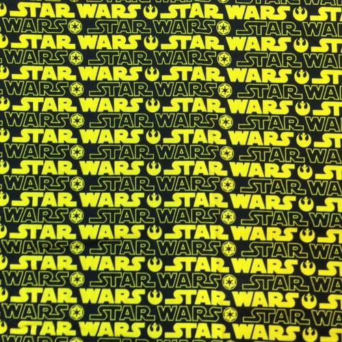 Star Wars 2 fabric
