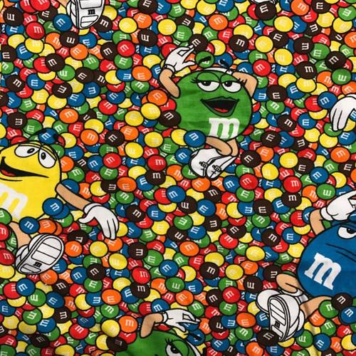M&M's Fabric