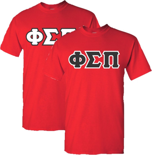 Bundle Greek Letter T-Shirts
