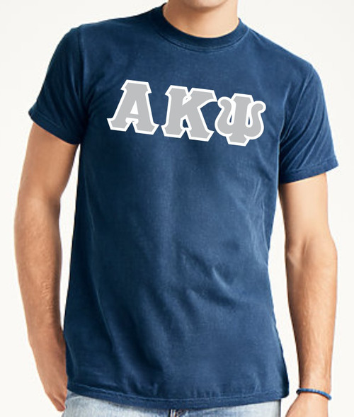 Comfort Colors Greek Letter T-Shirt