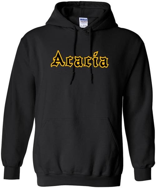 Acacia Millersville University Hoodie