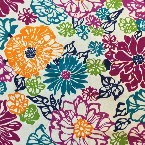 Vera Bradley Inspired 2 fabric.