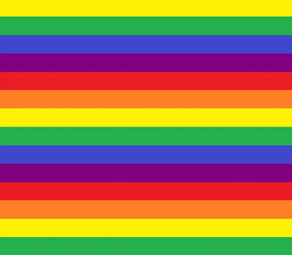 LGBT Greek Letter Shirts Fabric
