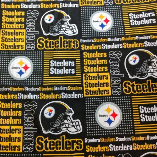 Pittsburgh Steelers Greek Letter Apparel 2
