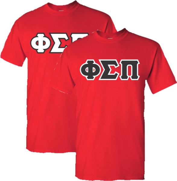 Bundle Greek Letter T-Shirts