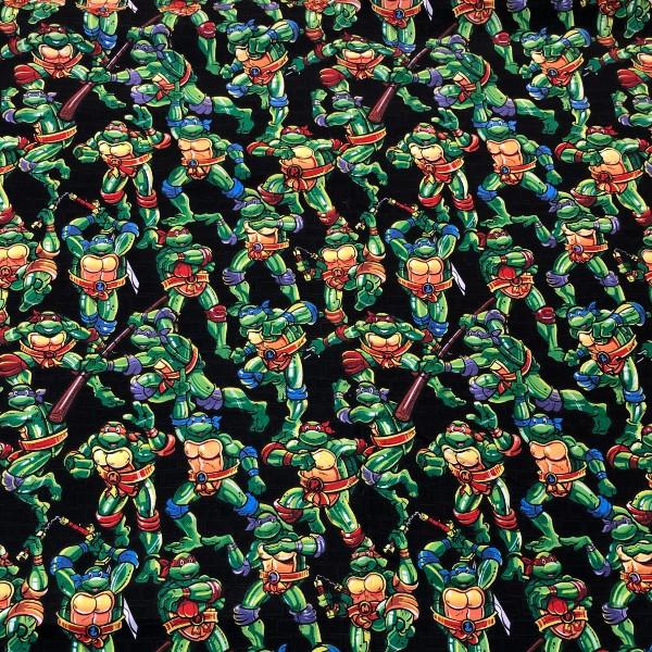 Teenage Mutant Ninja Turtle Greek Letter Apparel