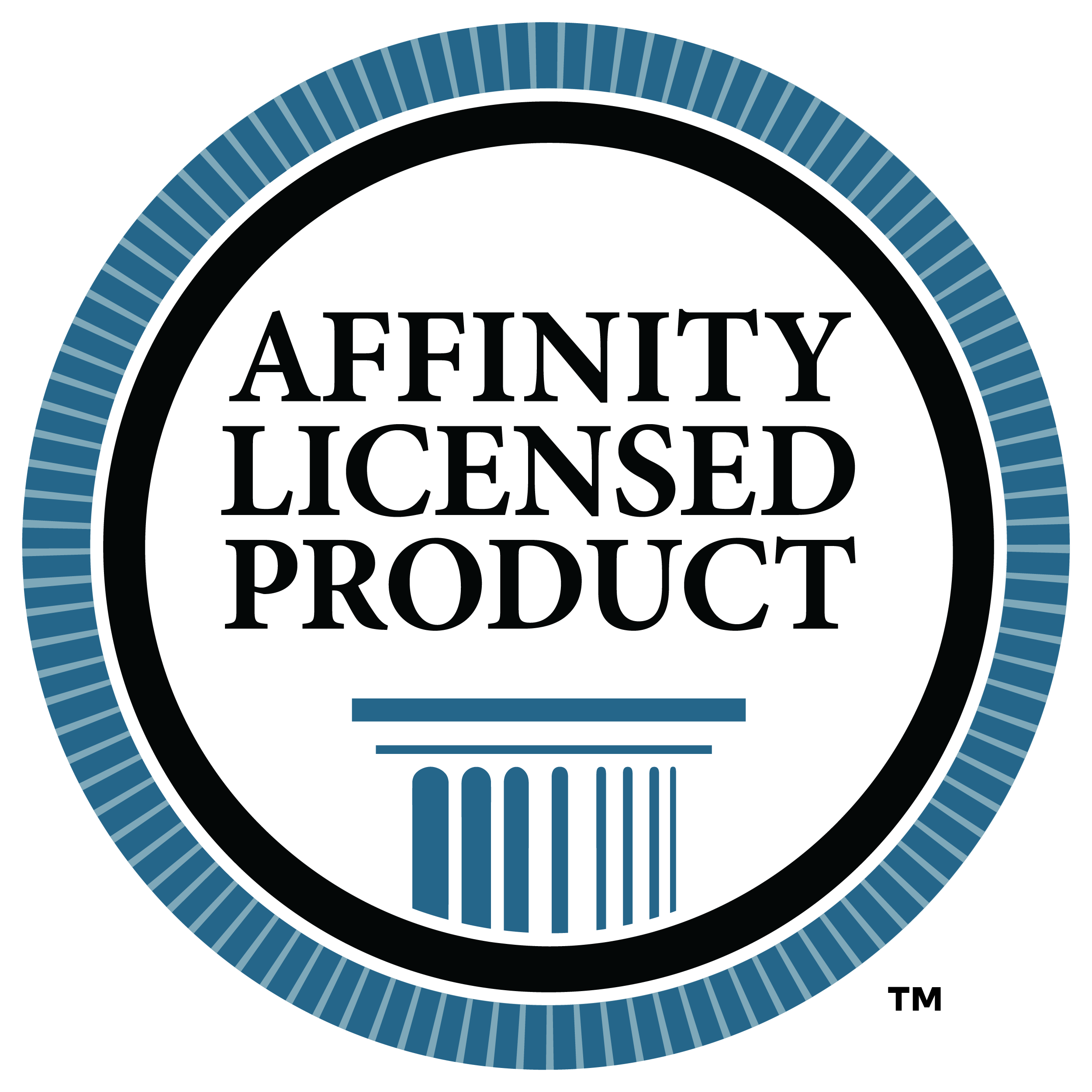 Affinity Licensed Product Seal