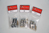 Multiple kits available for use with factory, 5/8 inch, and 3/4 inch radius rods.