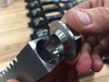 """Patented """"TAPER/LOCK"""" rod end jam nuts"""