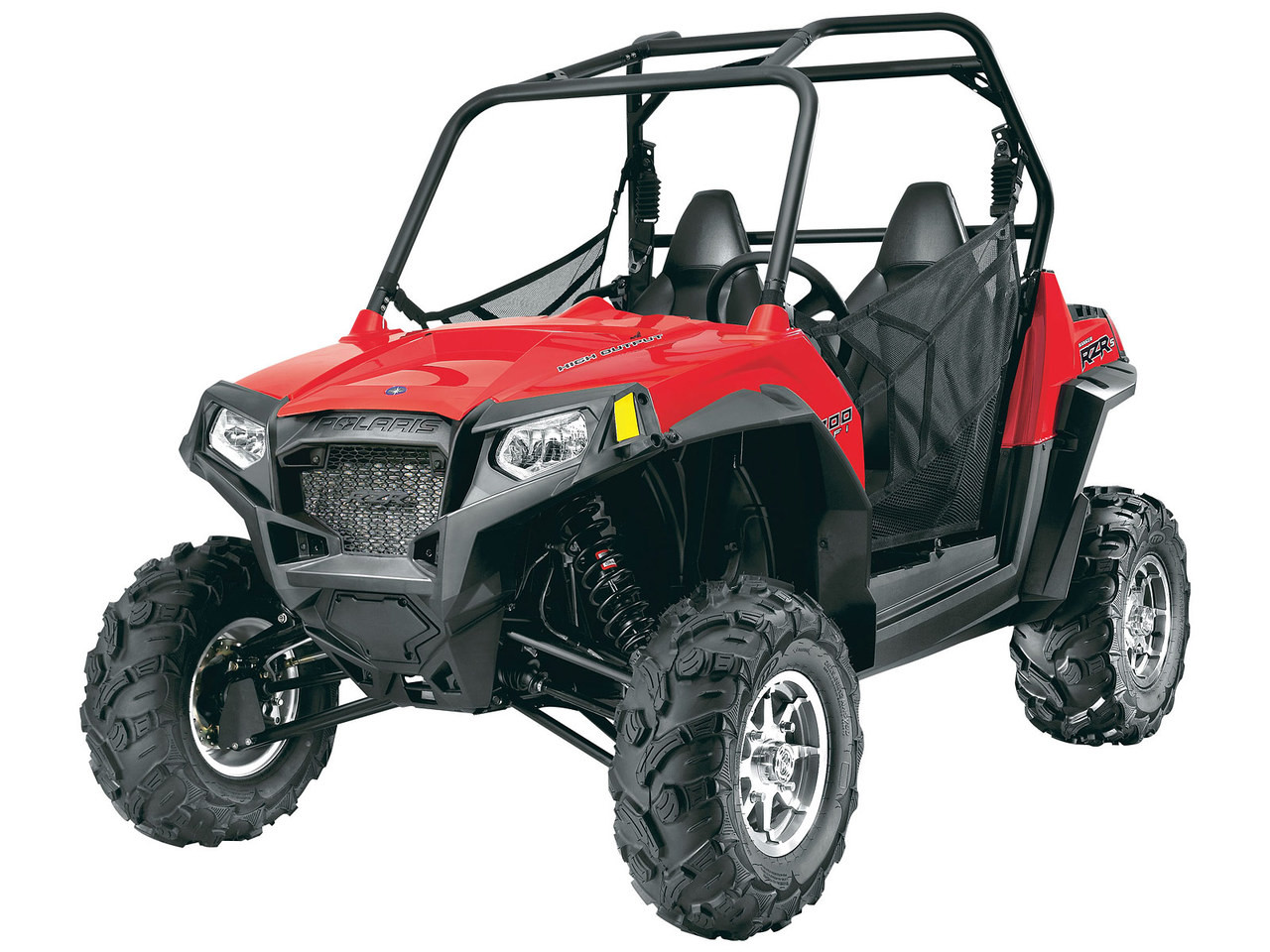 Stock RZR 800 has a lot of room to still ride better