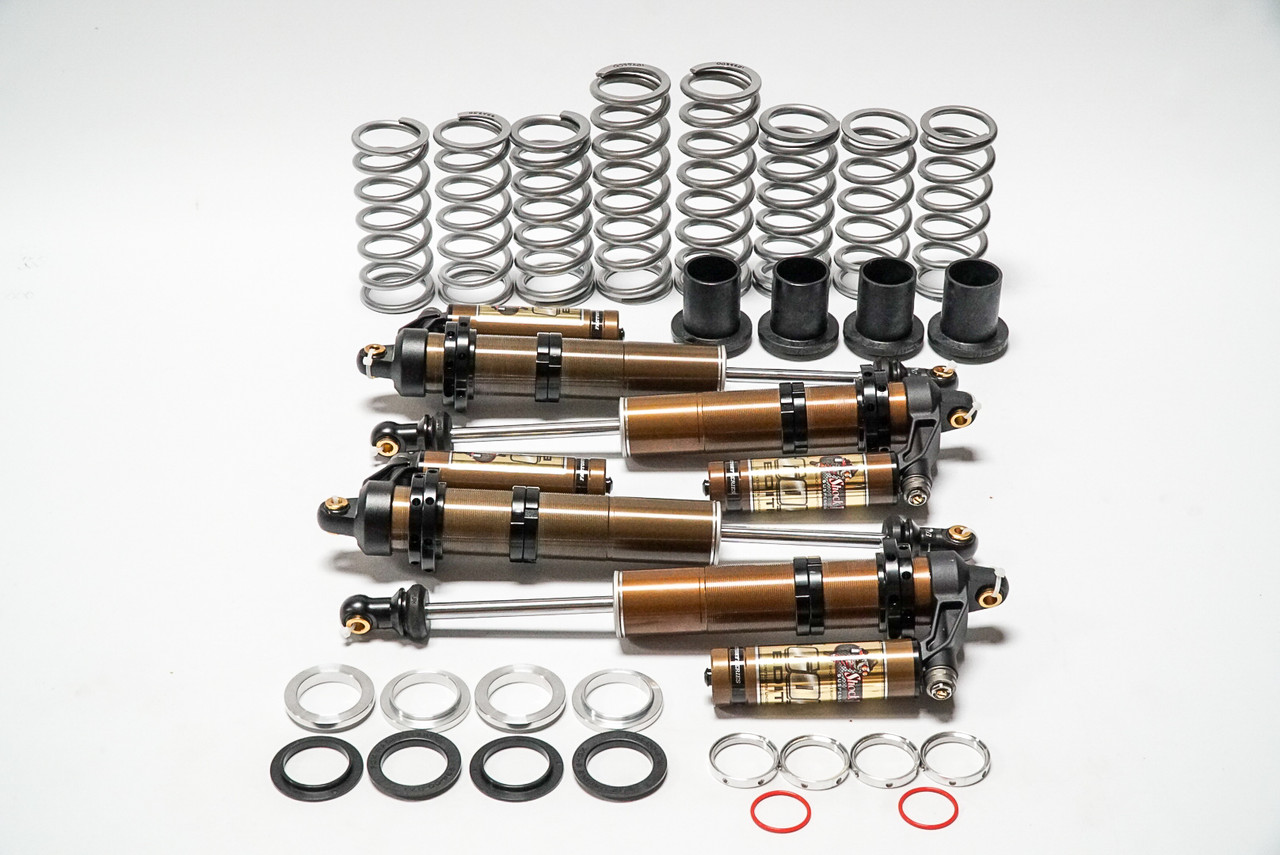 Fox 2.5 RC2 shock and spring kit for Polaris S1000