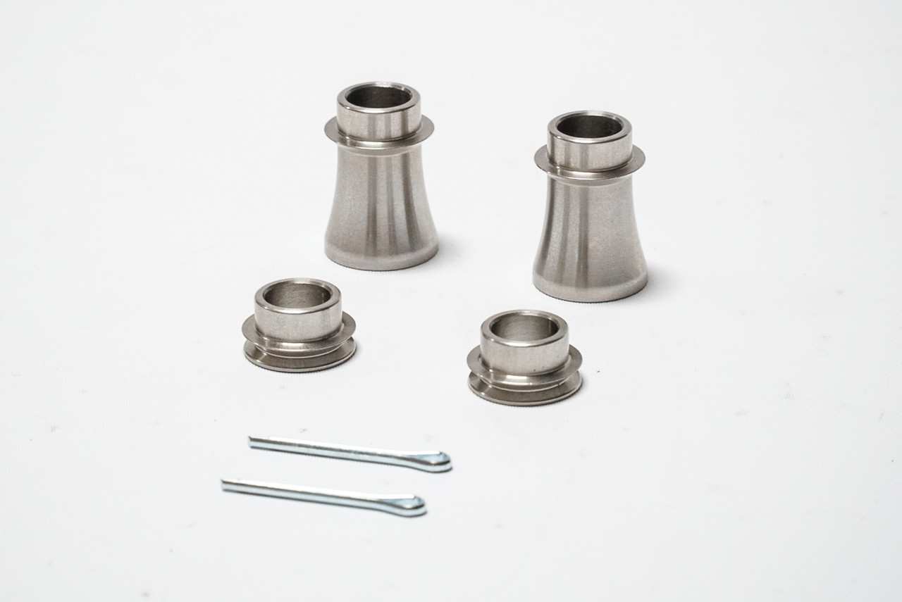 Stainless steel spacers
