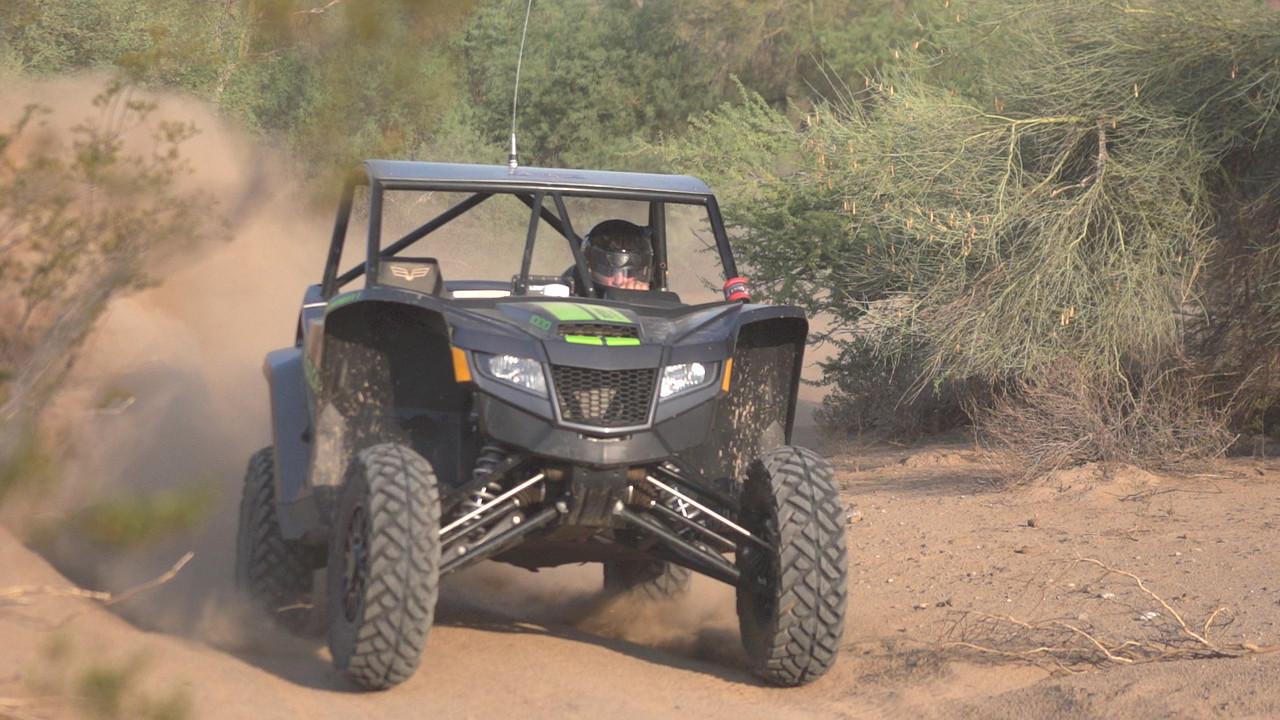 Wildcat XX in action